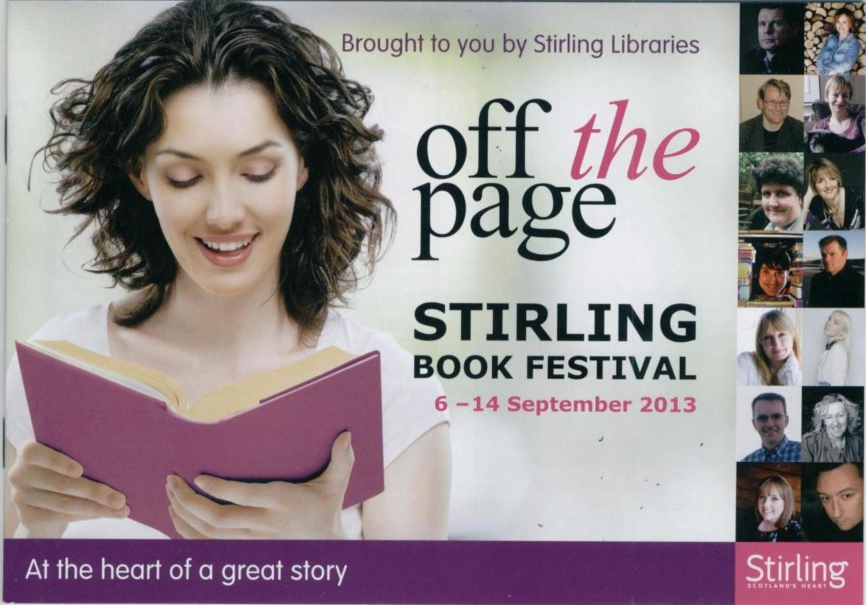 Off The Page Front Cover