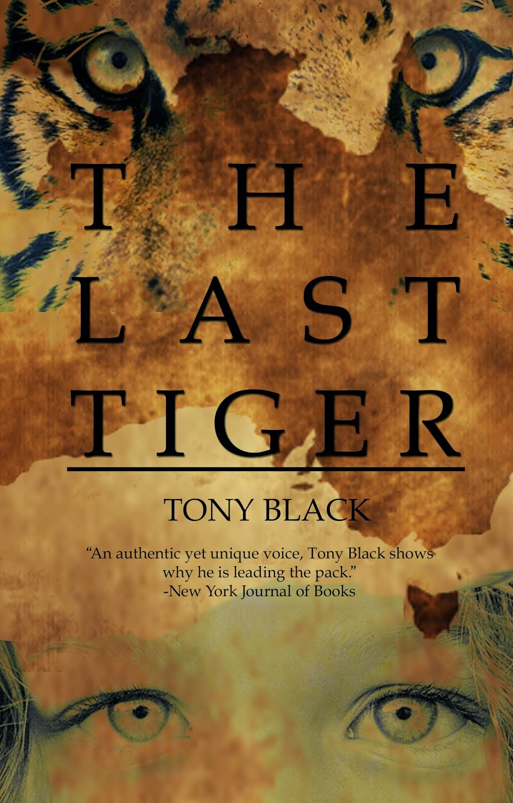 The Last Tiger Cover